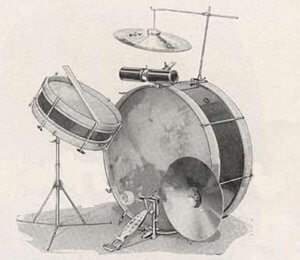 100 years of drums set